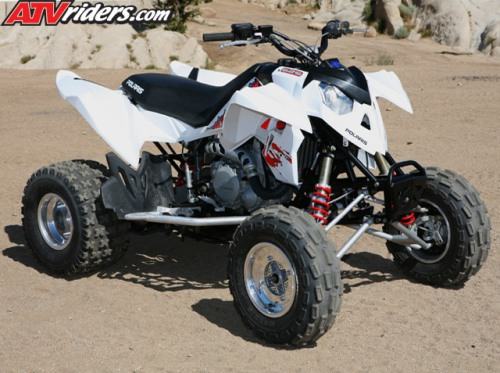 Polaris Outlaw 525 >> The Fastest Accelerating ATV In the world | Most Facts