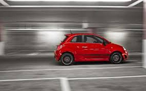 Fastest Abarth in Red