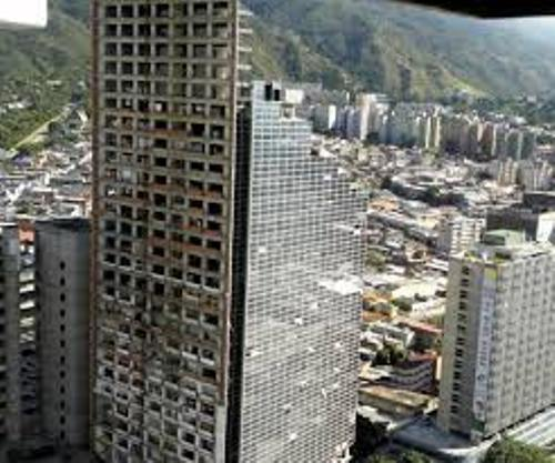 Largest Abandoned Building in the World Venezuela