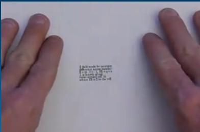 Academic Font Size