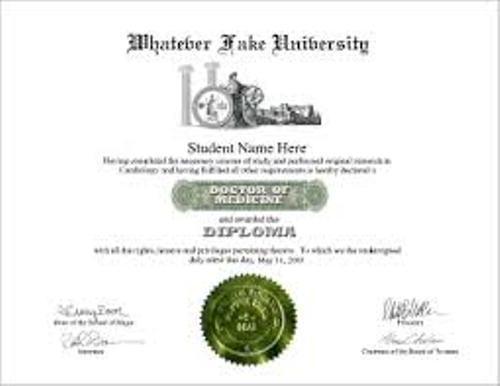 Academic Title