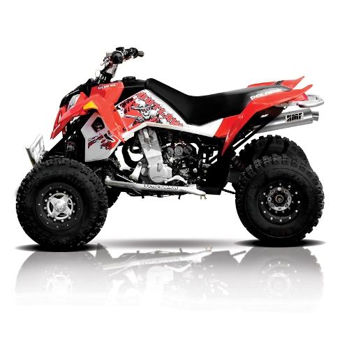 Fastest Accelerating ATV