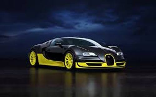 Fastest Accelerating Car Bugatti Veyron Super Sport