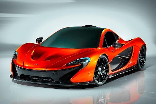 Fastest Accelerating Car Mclaren