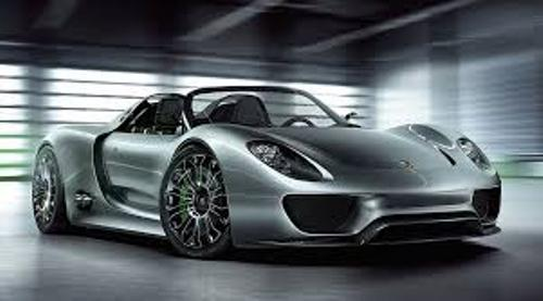 Fastest Accelerating Car Porsche 918 Spyder