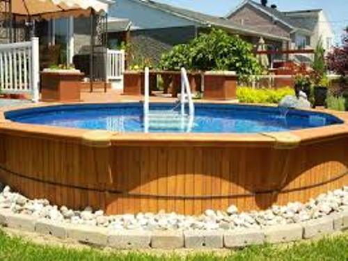 The largest above ground pool in the market most facts for Bordure per piscine