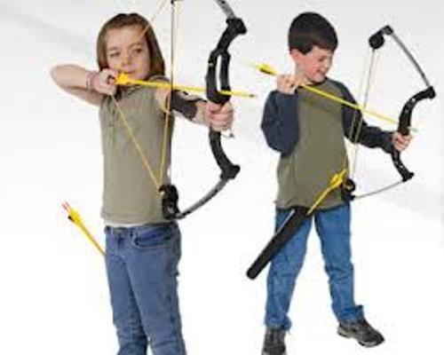 Longest Accurate Archery Shot Kids