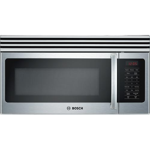 Smallest Above Range Microwave Bosch